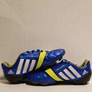 Mens Addias Nitrocharge 3.0 soccer cleats size 6